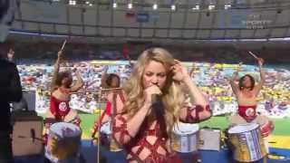La La La Live (Brazil 2014) ft. Carlinhos Brown Closing Ceremony FIFA World Cup 2014
