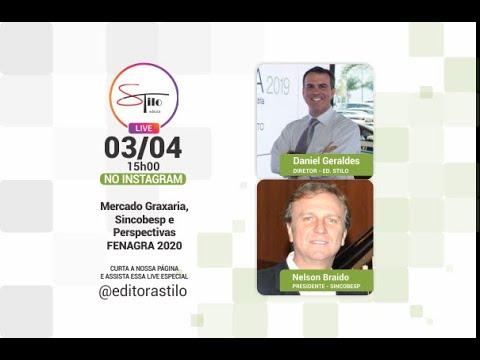Live com Nelson Braido - Sincobesp