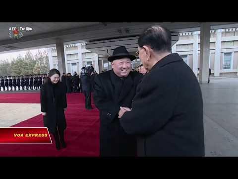 Lãnh đạo Triều Tiên có thể thăm Việt Nam sau Tết (VOA)