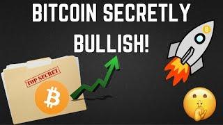 Bitcoin SECRETLY BULLISH! $20,000 Incoming?! BTC Technical Analysis