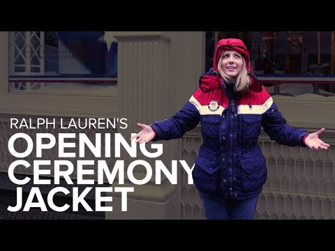 Team USA's Olympics Opening Ceremony heated jacket - UCOmcA3f_RrH6b9NmcNa4tdg