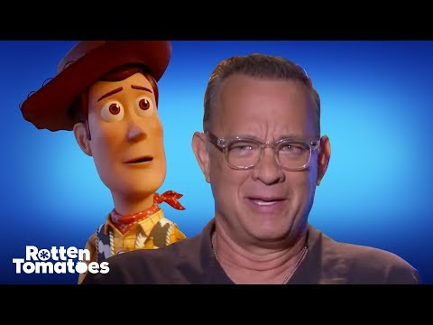 'Toy Story 4' Star Tom Hanks Gets Just As Emotional Over Woody & Buzz As You Do | Rotten Tomatoes - UCE0Wkd9Jcn2-TNo5G8bLQrA
