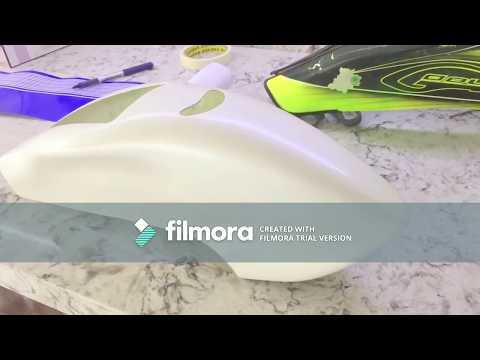 [Video]:  sab  goblin canop yapımı boyama