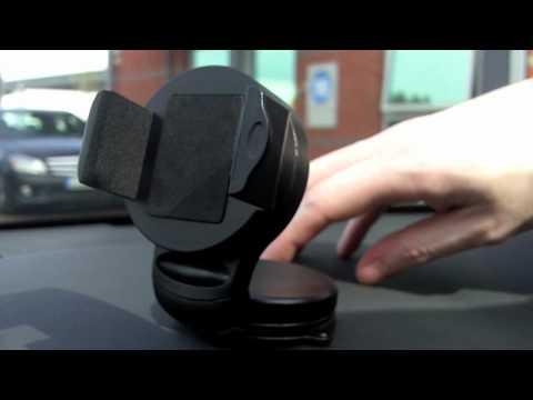 OmniHolder Universal In Car Holding Solution - mobilefuntv