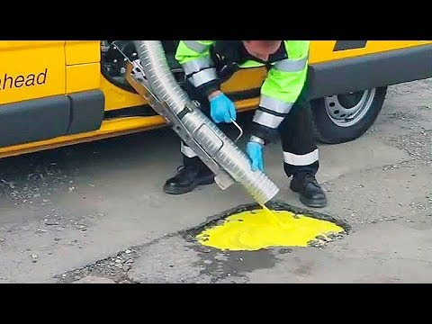 INCREDIBLE ROAD TECHNOLOGIES THAT ARE REALLY INSANE - UC6H07z6zAwbHRl4Lbl0GSsw