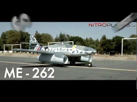 New Dynam ME - 262 Warbird Preview - UCJZL9VSp8g5rRQXeumrEOEg