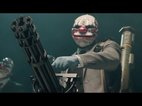 PayDay 2: The OVERKILL Pack DLC Trailer - UCKy1dAqELo0zrOtPkf0eTMw