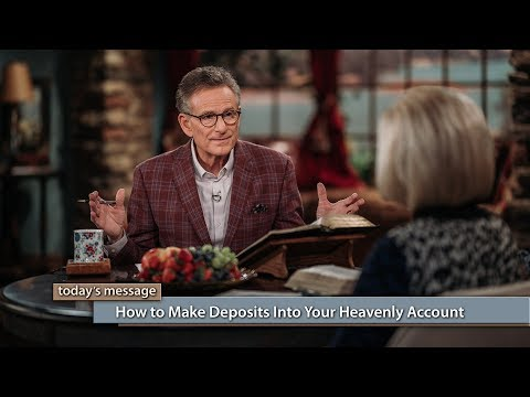 How to Make Deposits Into Your Heavenly Account