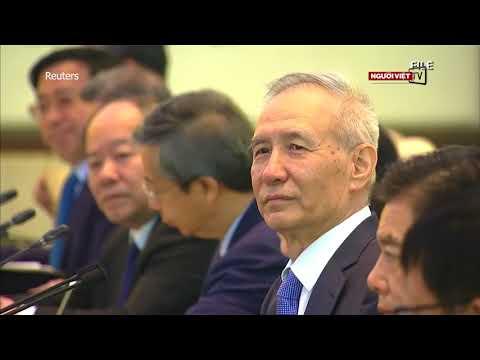 """Kinh tế Trung Quốc cảm nhận """"sức nóng"""" trước cuộc hội đàm với Hoa Kỳ"""