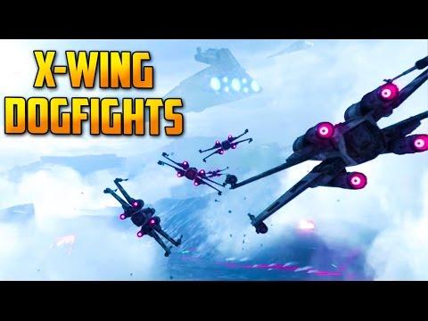 X-Wing Dogfights - STAR WARS: Battlefront - default