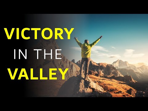VICTORY IN THE VALLEY - BIBLE PREACHING  PASTOR SEAN PINDER