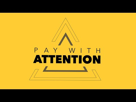 #HungryGenAtHome 09.20.20  Pay With Attention - Pastor Vlad