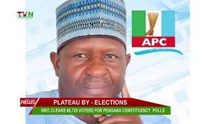 PENGANA CONSTITUENCY BY-ELECTIONS FOR PLATEAU STATE