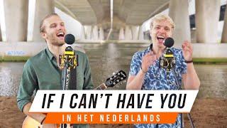 Dit is hoe SHAWN MENDES in het Nederlands klinkt | BENR COVER