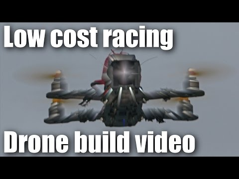 Low cost miniquad racing drone build video PART 1 - UCahqHsTaADV8MMmj2D5i1Vw