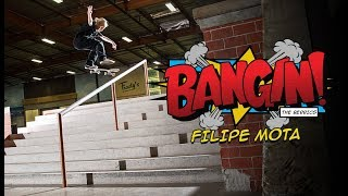 12-Year Old Brazilian Ripper Filipe Mota Raises The Bar | BANGIN!