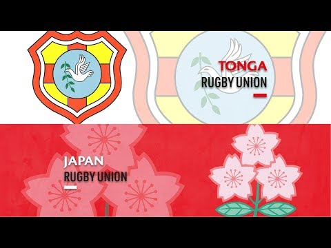 Pacific Challenge 2019 - Tonga A v Junior Japan - Live