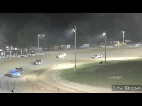 Pro Stock A-Main - Crystal Motor Speedway - 8-7-2021 - dirt track racing video image