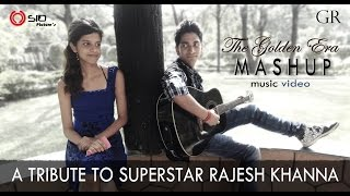 The Golden Era MASHUP Music Video | Ranjan Jha - grmusiconline , Fusion