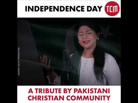 A Tribute By Pakistani Christian Community On Pakistan Independence Day