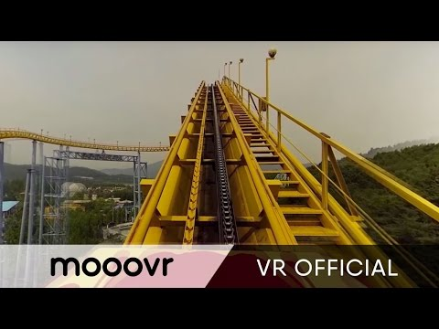 [Extreme] 360° RollerCoaster at Seoul Grand Park - UCeTRKHDKM6Rw69d25i2ksTw