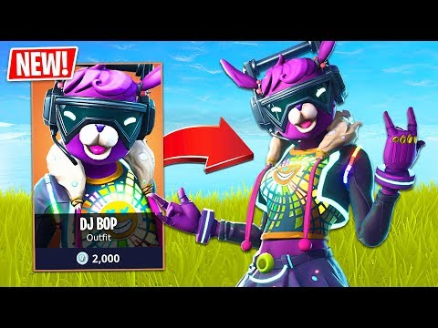 HAPPY NEW YEAR!! *NEW* Legendary DJ Bop Skin! // Pro Fortnite Player // Fortnite Live Gameplay - UC2wKfjlioOCLP4xQMOWNcgg