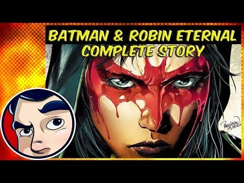 "Batman & Robin Eternal #5 ""The Truth"" - InComplete Story   Comicstorian - UCmA-0j6DRVQWo4skl8Otkiw"