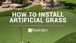 Turf Installation	 video thumbnail