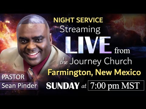 JOIN PASTOR SEAN LIVE FROM FARMINGTON, ON SUNDAY NIGHT - 6pm PST/7pm MST/8pm CST/9pm EST