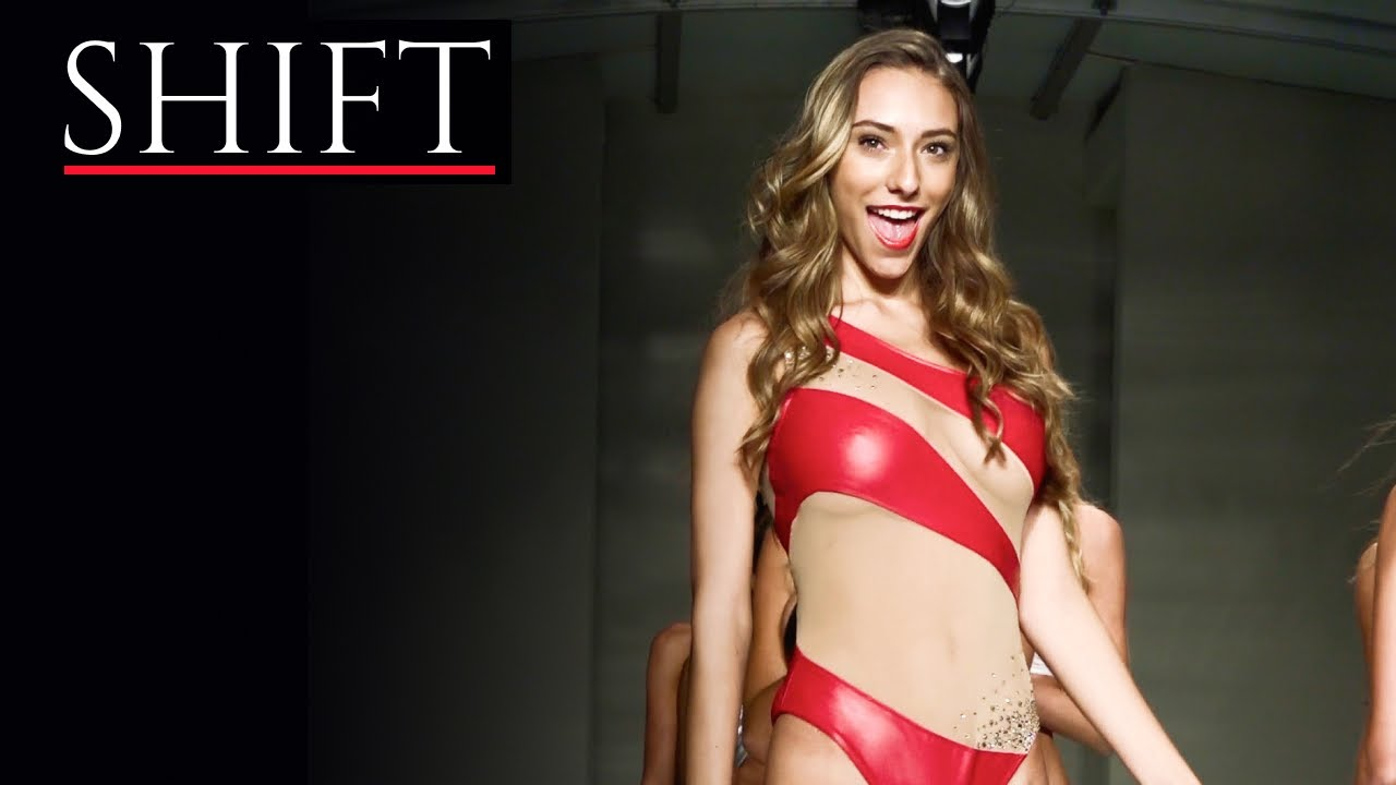 CIRONE Swimwear bikini and bathing suit fashion runway show