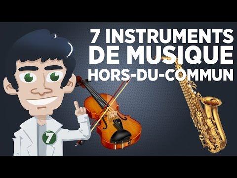 7 instruments de musique qui sortent de l'ordinaire - UC5Twj1Axp_-9HLsZ5o_cEQQ
