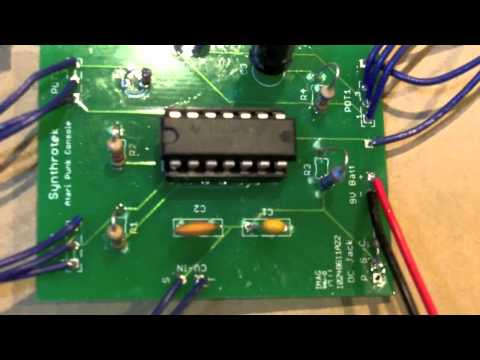 APC - Atari Punk Console BASS Modification Version - UC01fQmw1C6yVTD53voBGnkw