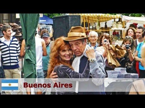 Buenos Aires - Argentinien - Die Sehenswürdigkeiten dieser Hauptstadt - UCE6o00uemdT7FOb2hDoyUsQ