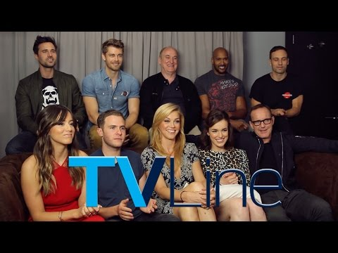 Agents of S.H.I.E.L.D. Cast Interview at Comic-Con 2015 - UCL4NqoTi6xcQT4IzUzBwsLg