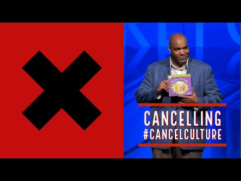 Cancelling #CancelCulture  Therefore  Pastor Chris McRae  Sojourn Church Carrollton Texas
