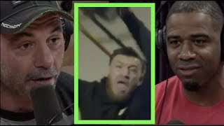 Will Harris Filmed the Infamous Conor McGregor Bus Video | Joe Rogan