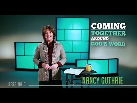 Rebuild Part 5  Nehemiah 78  Nancy Guthrie