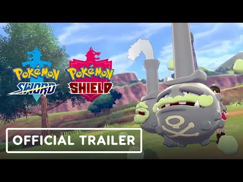 Pokemon Sword and Shield: Galarian Forms, New Pokemon, Team Yell Official Trailer