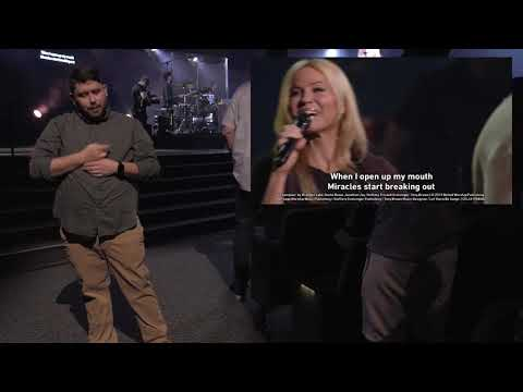 Gateway Church Live  Condemnation by Pastor Robert Morris  ASL