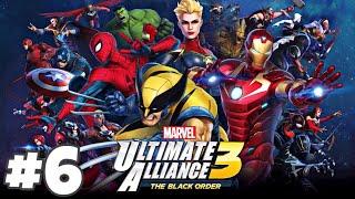 MARVEL ULTIMATE ALLIANCE 3 - Capítulo 4: La Torre Avengers (parte 1) #6  iamRubenMG 