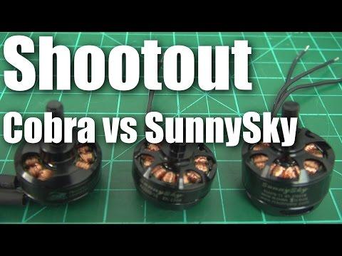 SunnySky 2207 2700KV versus 2204 Cobra/Sunnysky - UCahqHsTaADV8MMmj2D5i1Vw
