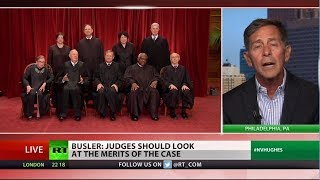 Is SCOTUS above ideology?