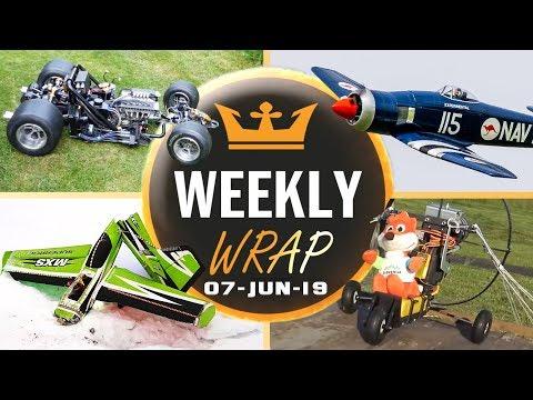 HobbyKing Weekly Wrap - Episode 19 - UCkNMDHVq-_6aJEh2uRBbRmw