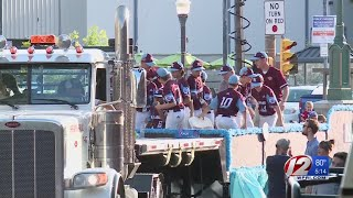 Supporters plan warm welcome for Barrington Little League team