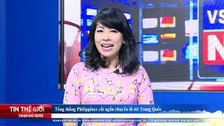 VSAM Daily News 08.23..19 P2 ( Tin Hoa Kỳ, Tin Thế Giới, Tin Việt Nam)