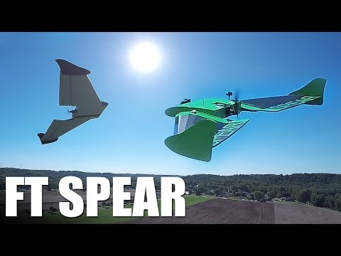 FT Spear - Simple DIY Foam Wing | Flite Test - UC9zTuyWffK9ckEz1216noAw
