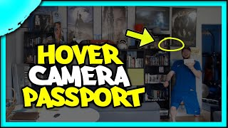 Hover Camera Passport Unboxing and First Flight Review