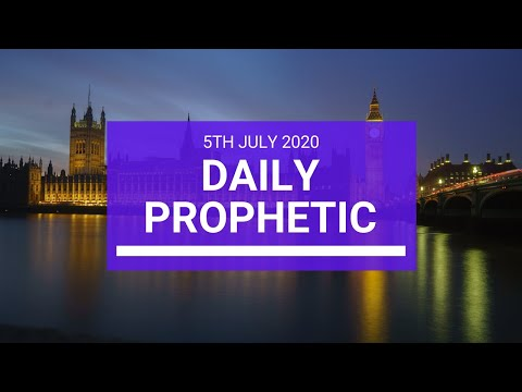 Daily Prophetic 5 July 2020 3 of 10