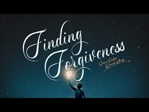 English Service  Finding Forgiveness