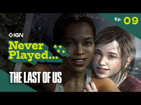 Never Have I Ever Played... The Last of Us - Episode 9 (Left Behind) - UCKy1dAqELo0zrOtPkf0eTMw